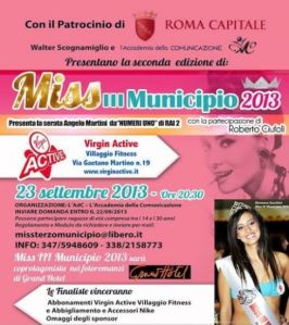 miss iii municipio