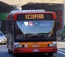 scipero bus treno
