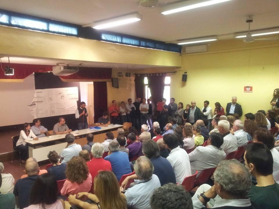 Piazza minucciano il consiglio della verit i comitati - Cambio destinazione d uso da ufficio ad abitazione ...