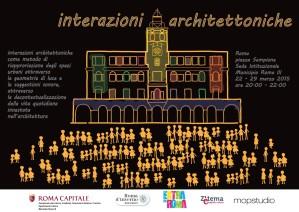 interazioni architettoniche