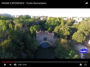 drone ponte nomentano