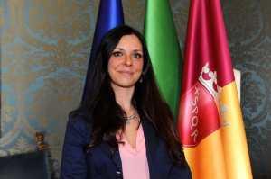 L'assessore alla mobilità del Comune d Roma Linda Meleo