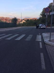 Via di Villa Faonte